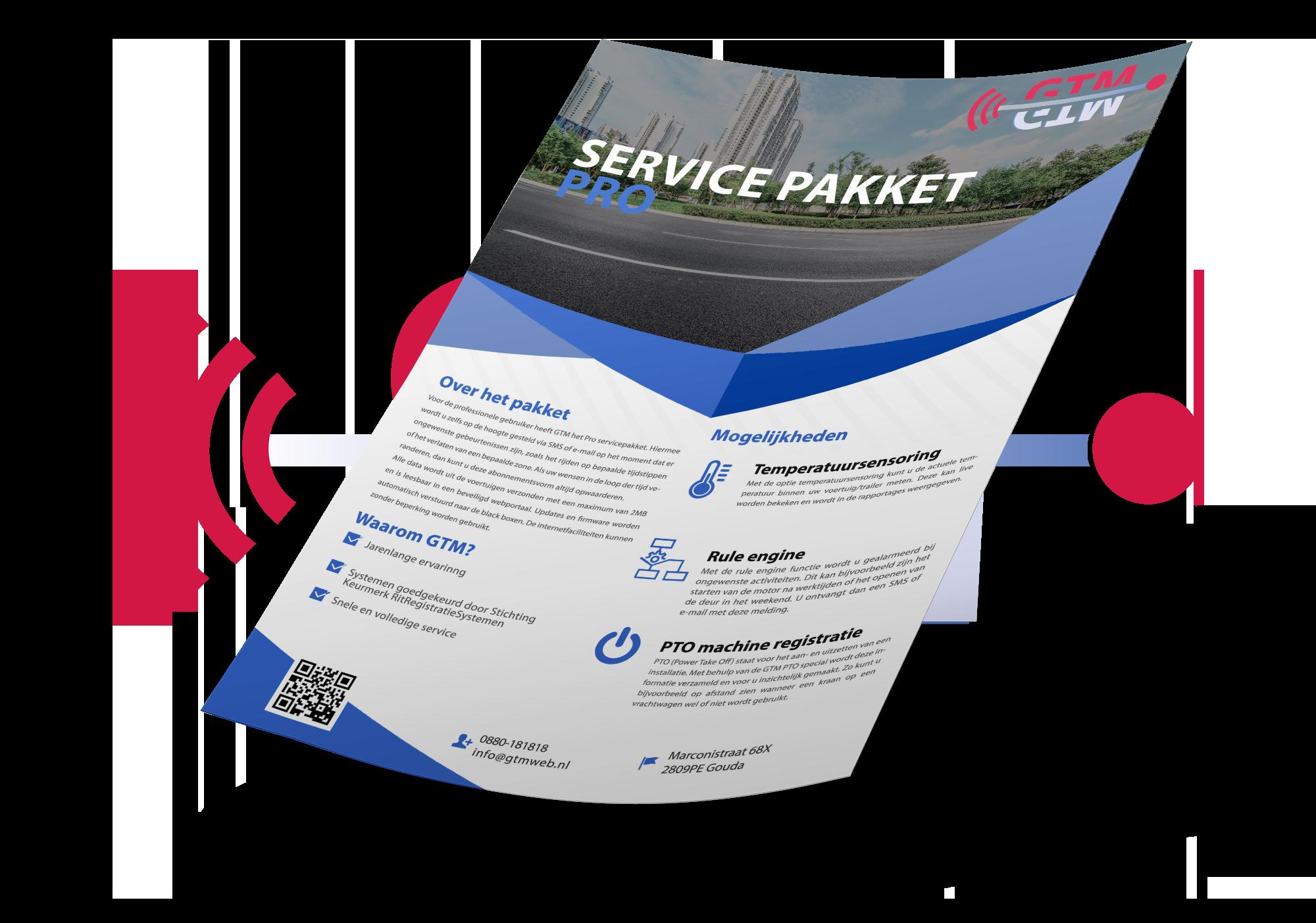 service pakketten pro
